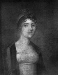 Mrs. Charles Austen (nee Frances 'Fanny' Palmer)