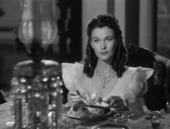 Vivien Leigh as Emma, Lady Hamilton in That Hamilton Woman (1941)