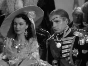 Emma, Lady Hamilton and Lord Nelson