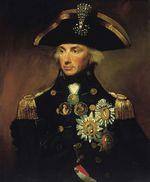 Horatio Nelson ca 1800 by Lemuel Francis Abbott