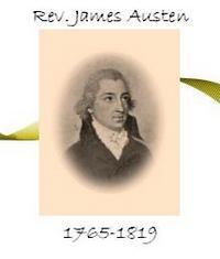 Portrait of James Austen (1765-1819)