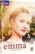 Image of the DVD cover of Emma © BBC 2009 for MASTERPIECE