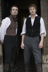 Image from Cranford: Simon Woods as Dr. Harrison © BBC Worldwide 2007 for MASTERPIECE