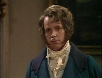 Image from Sense and Sensibility 1971: Richard Owens as Col. BrandonImage © BBC Warner 2009