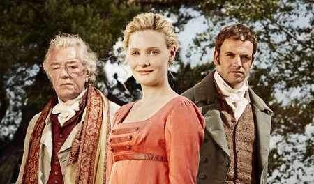 Image from Emma 2009: Romola Garai as Miss Emma Woodhouse © BBC 2009 for MASTERPIECE