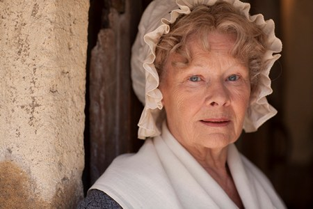 Image from Return to Cranford: Judi Dench as Miss Matty © BBC Worldwide 2010 for MASTERPIECE