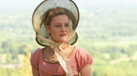 Image from Emma (2009): Romola Garai as Emma Woodhouse © 2009 BBC for MASTERPIECE