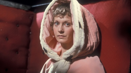 Image from Emma (1972): Doran Godwin as Emma Woodhouse © 1972 BBC