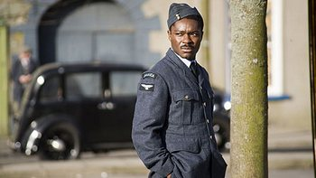 Image from Small Island: David Oyelowo © 2010 MASTERPIECE
