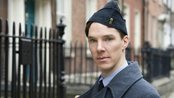Image from Small Island: Benedict Cumberbatch © 2010 MASTERPIECE