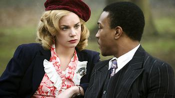 Image from Small Island: Ruth Wilson and Ashley Waters © 2010 MASTERPIECE