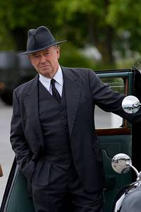 Image from Foyel's War: The Russian House: Michael Kitchen as Inspector Foyle © 2010 MASTERPIECE