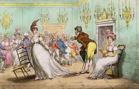 Regency Dance Etiquette   Austenprose - A Jane Austen Blog