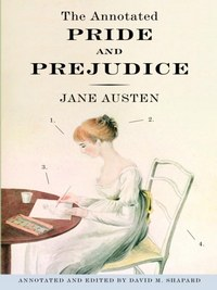 annotated biblography on pride and prejudice Jane austen's portrayal of marriage: a selective annotated bibliography she uses mansfield park, persuasion, pride and prejudice, and emma to show that marriage did not have to stick with the normal conventions of the time.