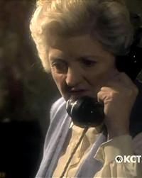 Image from Miss Marple: The Blue Geranium: Julia McKenzie in Miss Marple © 2010 MASTERPIECE