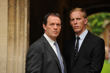 Image from Inspector Lewis: Dark Matter © 2010 MASTERPIECE