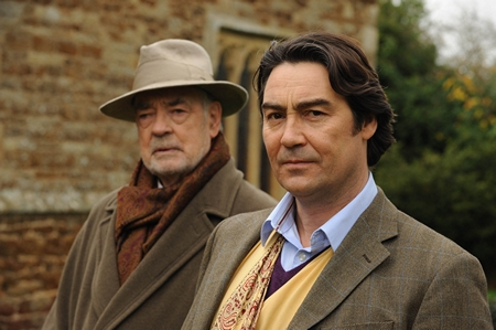 Image from Inspector Lewis: Dead of Winter © 2010 MASTERPIECE