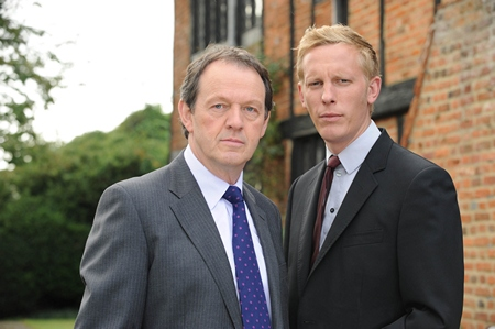 Image from Inspector Lewis: Your Sudden Death Question © 2010 MASTERPIECE