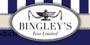 Bingley's Teas, Ltd. Logo