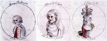 History of England Illustrations by Cassandra Austen