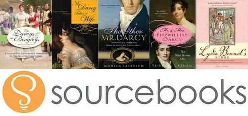 Sourcebooks Jane Austen Birthday Banner 2010