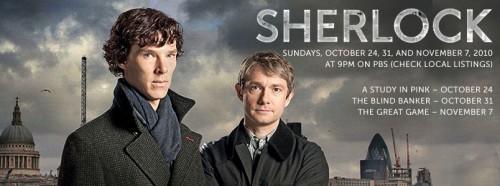 Masterpiece Mystery Sherlock banner 2010