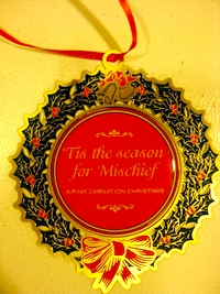 The Mischief of the Mistletoe Ornament 2010