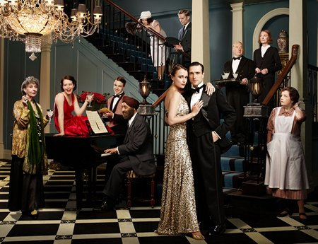 Image from Upstairs Downstairs Season 1:  full cast, © BBC Worldwide Ltd 2010