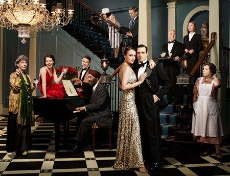 Image from Upstairs Downstairs Season 1:  full cast, © BBC Worldwide Ltd 2010