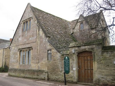 Brampton Library used for the hospital in Downton Abbey (2010)