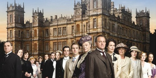 Image of Downton Abbey montageImages courtesy © Carnival Film & Television Limited 2010 for MASTERPIECE