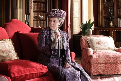Downton Abbey Season 1: Maggie Smith as Violet, Dowager Countess Grantham