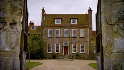 Brampton residence used as the Dower House in Downton Abbey (2010)