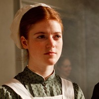 Image of Rose Leslie as Gwen in Downton Abbey © Carnival Film & Television Limited 2010 for MASTERPIECE