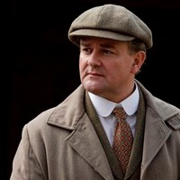 Image from Downton Abbey Season 1: Hugh Bonneville as Robert, Earl of Grantham © Carnival Film & Television Limited 2010 for MASTERPIECE