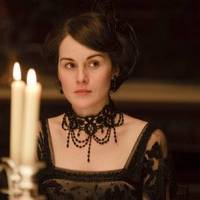 Image from Downton Abbey Season 1: Michelle Dockery as Lady Mary Crawley © Carnival Film & Television Limited 2010 for MASTERPIECE
