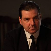Image of Brendan Coyle as Mr. Bates in Downton Abbey © Carnival Film & Television Limited 2010 for MASTERPIECE