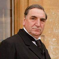 Image of Jim Carter as Mr. Carson in Downton Abbey © Carnival Film & Television Limited 2010 for MASTERPIECE