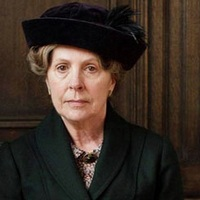 Image from Downton Abbey Season1: Penelope Wilton as Mrs. Crawley © Carnival Film & Television Limited 2010 for MASTERPIECE