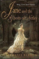 Jane and the Ghosts of Netley, by Stephanie Barron (2003)