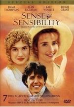 Sense and Sensibility (1995) DVD cover