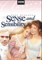 Sense and Sensibility (1981) DVD cover