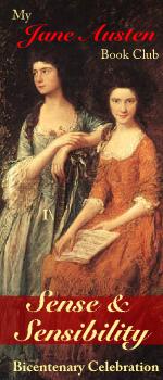 Sense and Sensibility Bicentenary Celebration at My Jane Austen Book Club