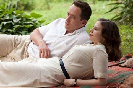Matthew Macfadyen and Hayley Atwell in Any Human Heart (2010)