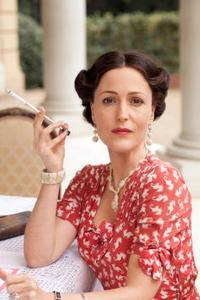 Gillian Anderson as the Duchess of Windsor in Any Human Heart (2010)