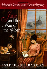 Jane and the Man of the Cloth, by Stephanie Barron (1997)