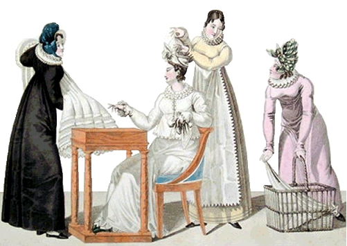 The Regency Encyclopedia