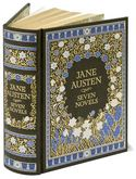 Jand Austen: Seven Novels (Barnes & Noble) Leatherbound