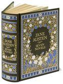 Jand Austen: Seven Novels (Barnes & Noble) Leatherbound
