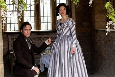 Michael Fassbender and Imogen Poots in Jane Eyre (2011)